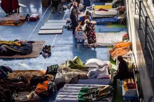 Sfollati dopo il terremoto. La solidarietà è necessaria ed è bene informarsi