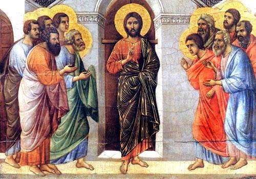 Gesù risorto esorta gli apostoli a predicare il Vangelo2.jpg