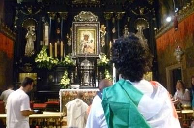 Pellegrini. Dal santuario di Montenero di Livorno a quello di Częstochowa
