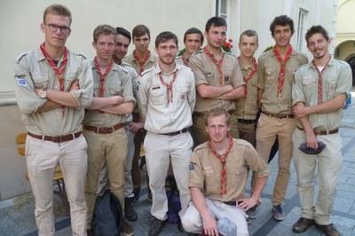 Ed ecco gli scout da Parigi