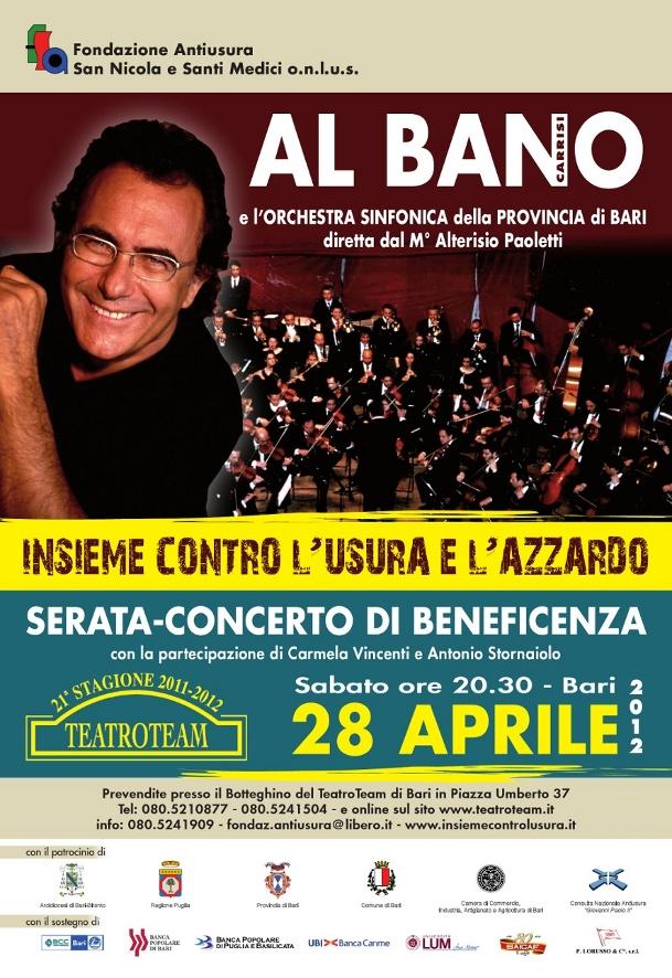 locandina concerto albano 28 aprile 2012.jpg
