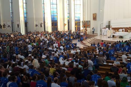 Gmg a Cracovia. Una Messa per i volontari